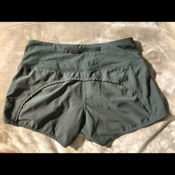 Lululemon athletic shorts